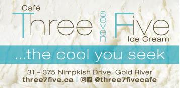 Three7Five Cafe and Ice Cream